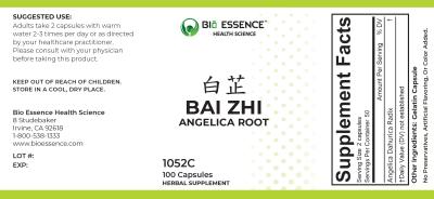 Bai Zhi