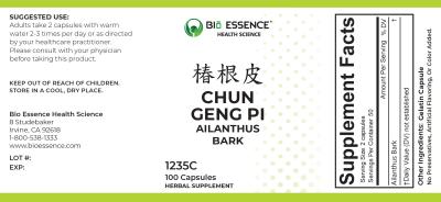 Chun Geng Pi