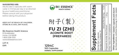 Fu Zi (Zhi)