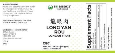 Long Yan Rou