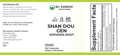 Shan Dou Gen
