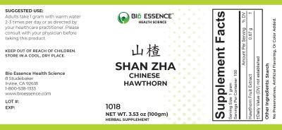 Shan Zha