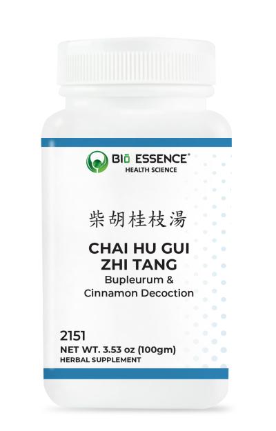 Chai Hu Gui Zhi Tang
