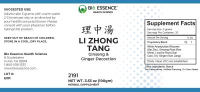 Li Zhong Tang