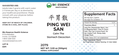 Ping Wei San