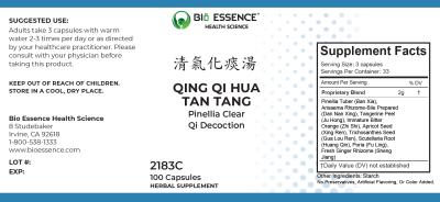 Qing Qi Hua Tan Tang