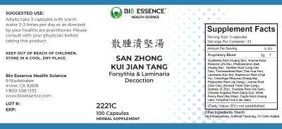 San Zhong Kui Jian Tang