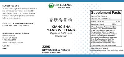 Xiang Sha Yang Wei Tang