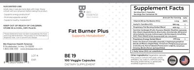Fat Burner Plus
