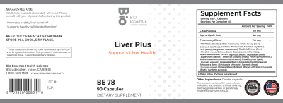 Liver Plus (Formerly Healthy Liver)