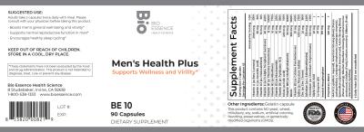 Men's Health Plus (Formerly Powerful Men)