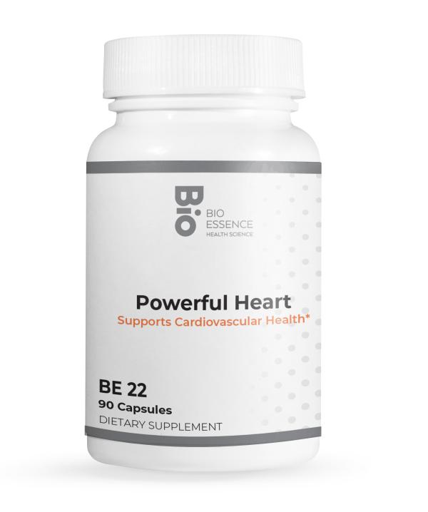 Powerful Heart