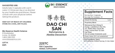 Dao Chi San